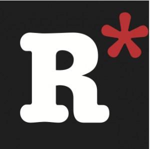 Logo del piano R* del collettivo Autistici/Inventati