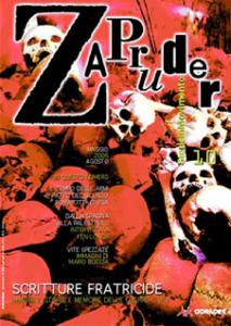 Copertina di Zapruder, n. 10 (mag-ago 2006)