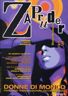 Copertina di Zapruder, n. 13 (mag-ago 2007)