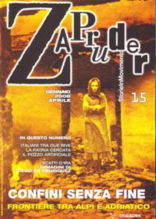 Copertina di Zapruder, n. 15 (gen-apr 2008)