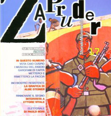 Copertina di Zapruder, n. 17 (sett-dic 2008)