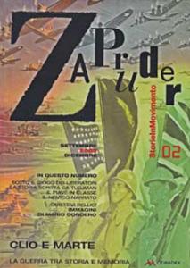 Copertina di Zapruder, n. 2 (set-dic 2003)