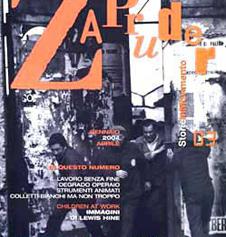 Copertina di Zapruder, n. 3 (gen-feb 2004)