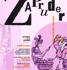 Copertina di Zapruder, n. 5 (set-dic 2004)