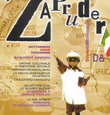Copertina di Zapruder, n. 8 (set-dic 2005)