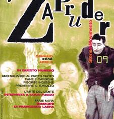 Copertina di Zapruder, n. 9 (gen-apr 2006)