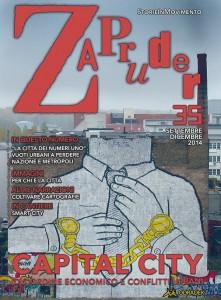 Copertina di Zapruder, n. 35 (set-dic 2014)