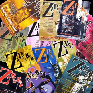 Zapruder: tutta la collezione