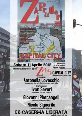 Capital city a Bari