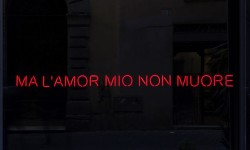 Claire Fontaine - Ma l'amor mio non muore