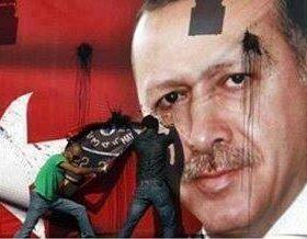 TurkeyDestroyErdoganSign