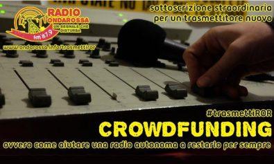 radio onda rossa crowdfunding 2018