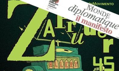 Le Monde diplomatique - il manifesto recensione Zapruder 45
