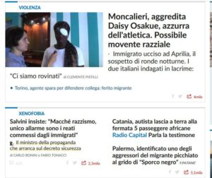 razzismo - repubblica.it media