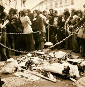 memoria vittima rebora - foto: La lunga rabbia
