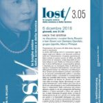 LOST Hack the system - Milano 06.12.18