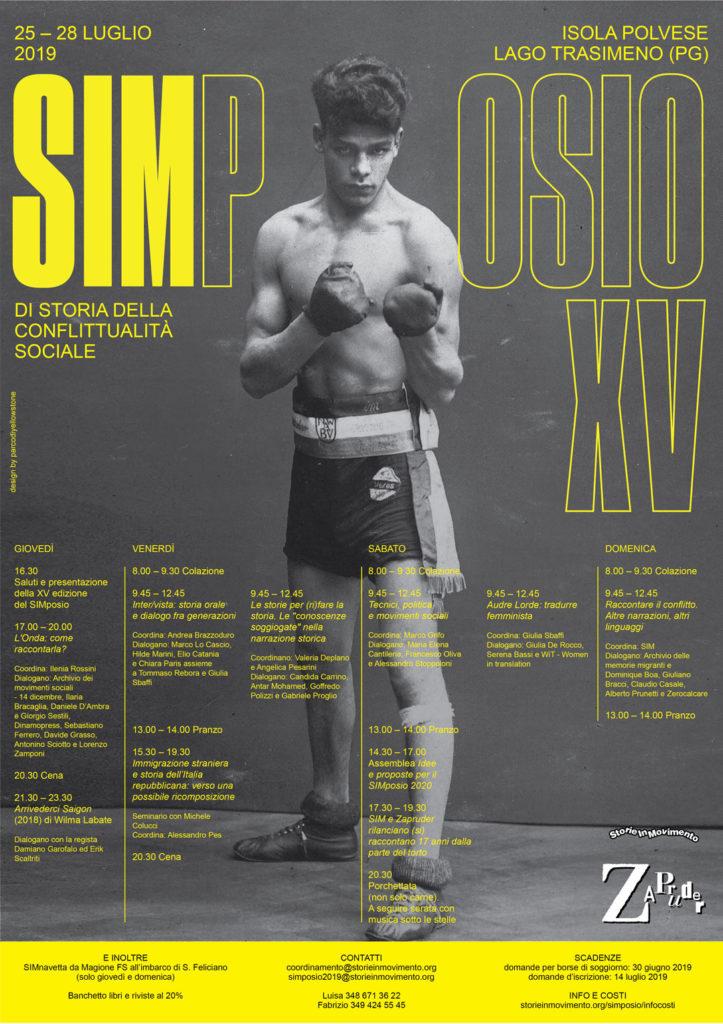 SIMposio 2019 - locandina web