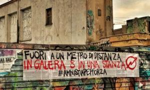 #amnistiaperforza acrobaz 14.03.2020
