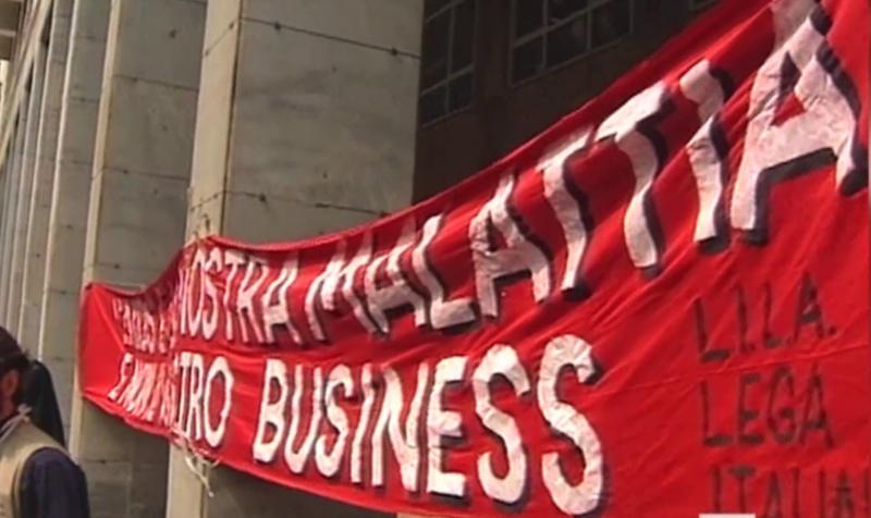 Aids malattia non business Farmindustria 1996