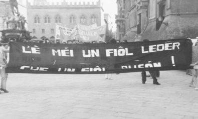bologna cassero pride 26 giugno 1982