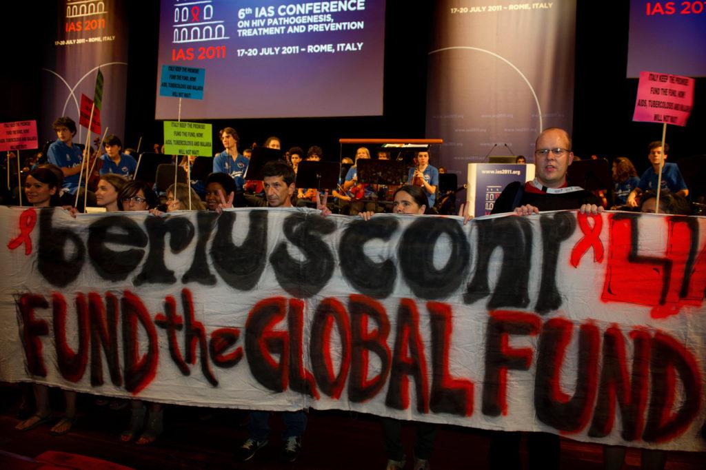 scienza protesta IAS Conference 2011