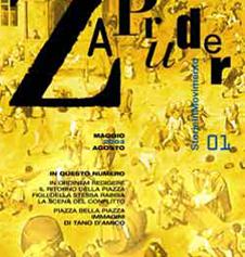 Copertina di Zapruder, n. 1 (mag-ago 2003)