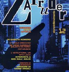 Copertina di Zapruder, n. 12 (gen-apr 2007)