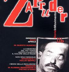Copertina di Zapruder, n. 6 (gen-apr 2005)