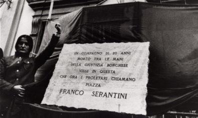 Biblioteca Franco Serantini BFS campagna sottoscrizione sede