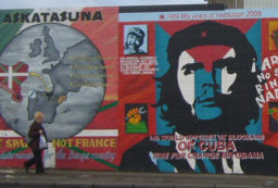 Che Guevara, Euskadi, Belfast (Seixas, 2014)