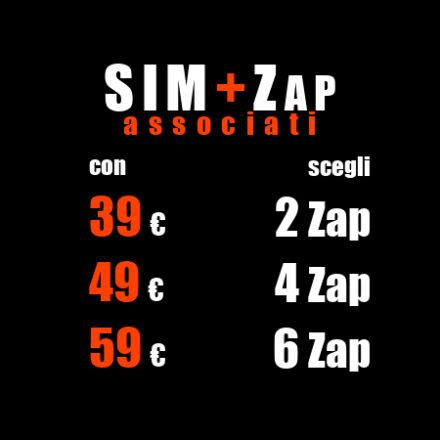 offerta sim-tonizzati SIM+Zap